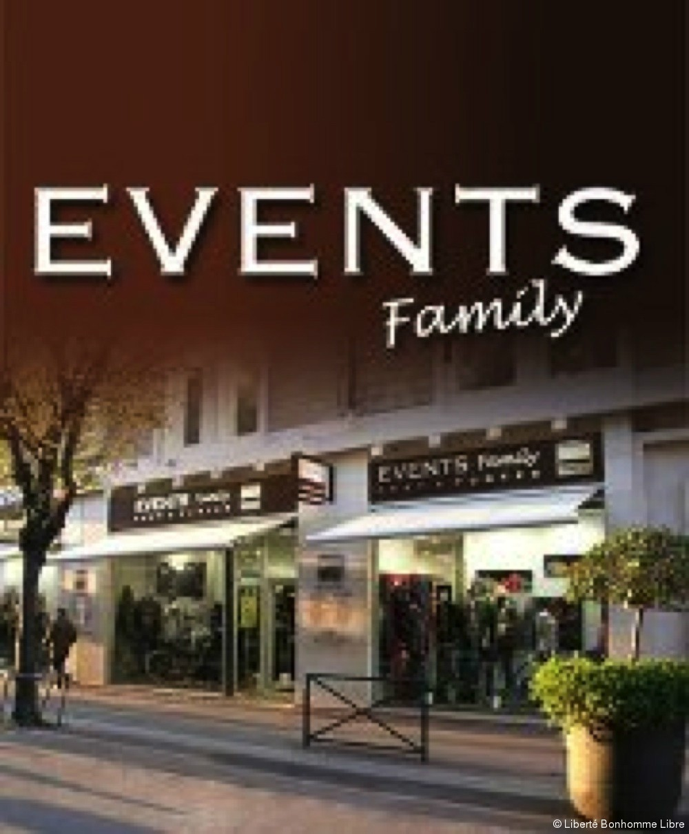 L enseigne events family sign e aux rives de l orne caen article libe - Magasin rives de l orne ...