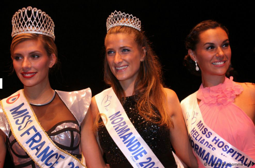 Mortagne au perche miss normandie bravo daphn la caennaise article - Journal le perche mortagne ...